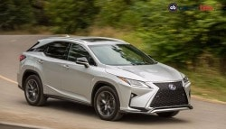 Lexus RX 450h: 5 Things You Need To Know