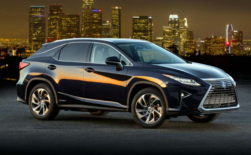 Lexus RX 450h, ES 300 h, And LX 450d India Launch: Highlights