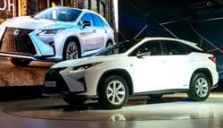 Lexus Introduced In India With ES 300h, RX 450h And LX 450d. Prices Start At Rs. 55 lakh