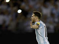 Lionel Messi Ban Lifted In Major Boost To Argentina's World Cup Hopes