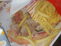 Pregnant Woman Served Deep Fried Lizard At McDonald's Outlet in Kolkata