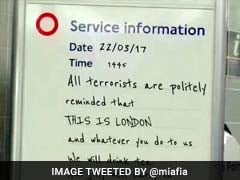 After The London Attack, A 'Wonderful Tribute' Went Viral; Turns Out, It's Fake