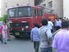 Fire Breaks Out At Lucknow Secretariat