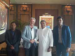Portugal's Luis Norton de Matos Appointed Head Coach of India U-17 Football Team