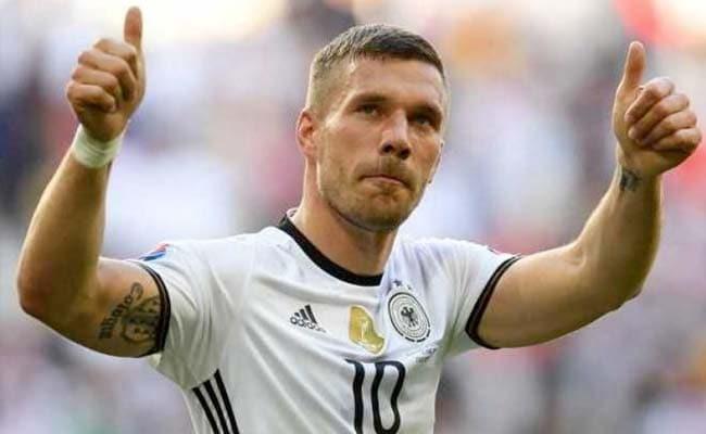 विदाई मैच में गोल दागकर लूकस पोडोल्स्की ने अंतरराष्ट्रीय करियर का किया शानदार अंत