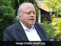 Mumbai University Confers Honorary D.Litt. On Indian Geneticist Dr. MS Swaminathan