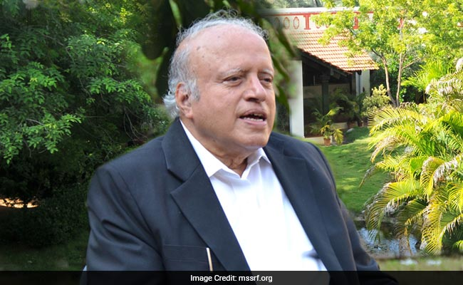After RSS Chief Mohan Bhagwat, Shiv Sena Now Suggests 'Pro-Farmer' MS Swaminathan For President