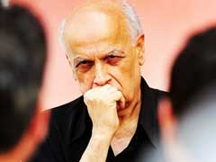 Sushant Singh Rajput Death: Filmmaker Mahesh Bhatt Records Statement At Santacruz Police Station