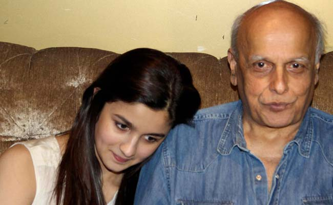 Filmmaker Mahesh Bhatt Threatened On Daughter Alia Bhatt, Caller Caught