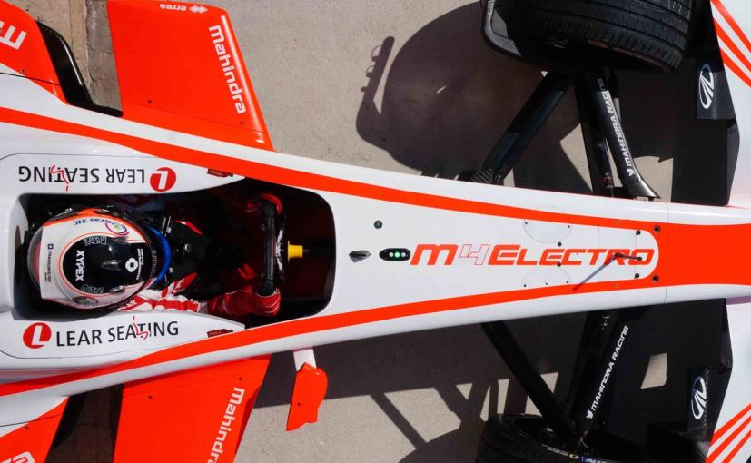 Mahindra Racing Unveils Names For Season 4 M4 Electro Race Cars