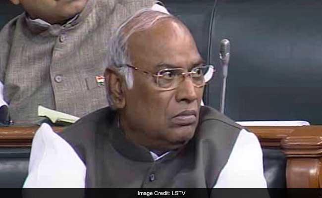 लोकपाल समिति की बैठक में नहीं गए कांग्रेस नेता मल्लिकार्जुन खड़गे, पीएम मोदी को लिखा खत