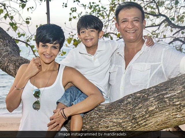 Mandira Bedi And Husband Rraj Kaushal In Race Against Time To Adopt