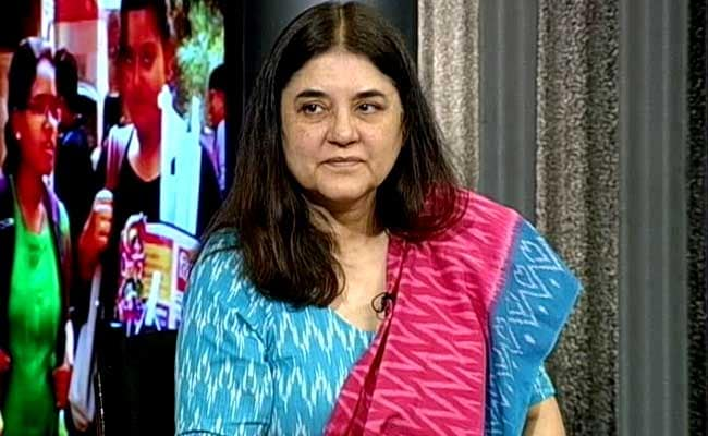 Maneka Gandhi: Curfew In Hostels To Protect You From 'Hormonal Outbursts'