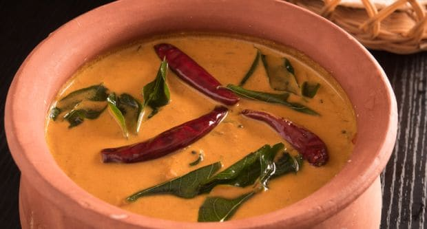 Enjoy The Taste Of Indian Raw Mango & Chutney Recipes-mango curry