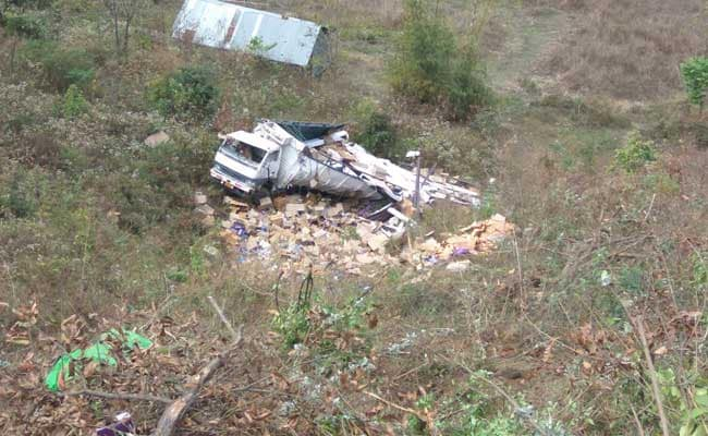 4 Road Accidents In Manipur Today, 20 Dead