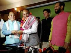 BJP's Biren Singh Was On Football Team That Won The Durand Cup: 10 Facts