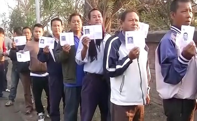 57% Turnout In UP Till 5 PM, 84.8% In Manipur: Highlights
