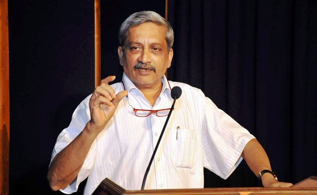 Congress Challenges Manohar Parrikar As Goa Chief Minister In Supreme Court
