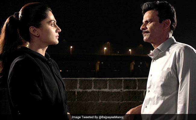 नाम शबाना: मनोज वाजपेयी को पसंद है पत्नी के साथ 'चाय पर बुराई' करना