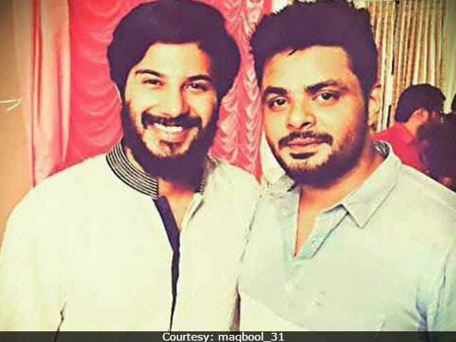 Dulquer Salmaan Was My Childhood Hero, Says Actor Maqbool Salman
