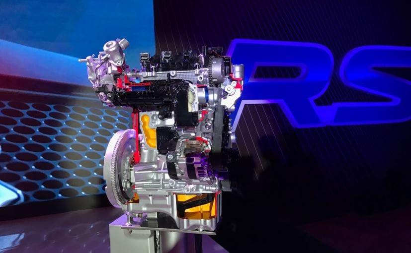 maruti suzuki baleno rs engine
