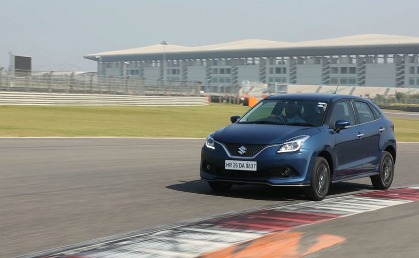 maruti suzuki baleno rs on bic