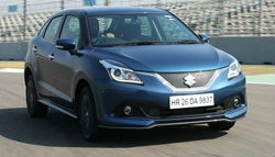 Maruti Suzuki Baleno Hits New Milestone Crossing The 2 Lakh Sales Mark