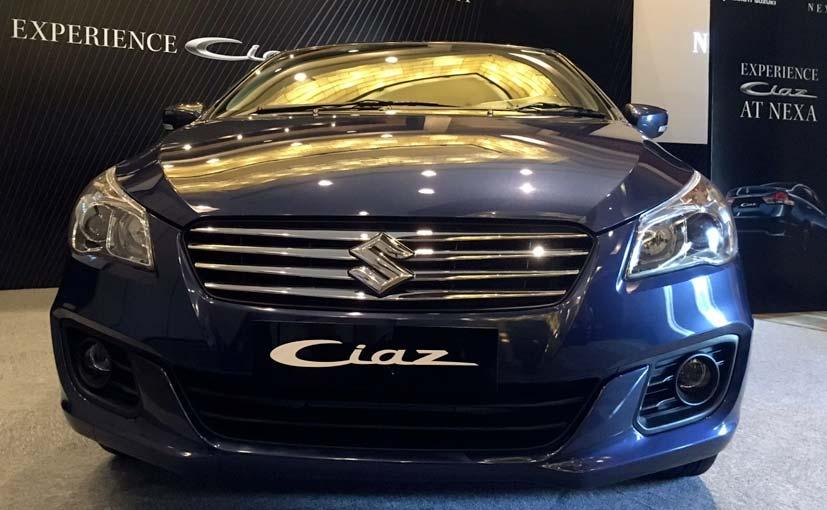 Maruti to sell Ciaz sedan at Nexa exclusive outlets