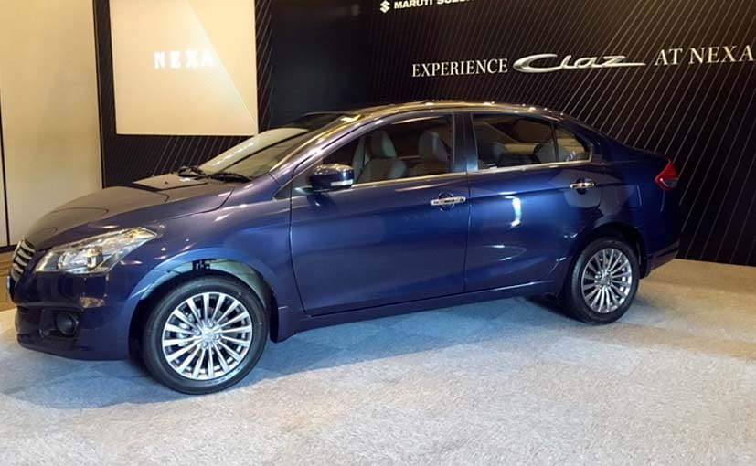 Maruti to start selling Ciaz from Nexa outlets from April 1
