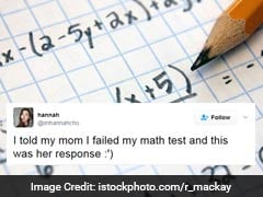 Mom's Response To Daughter Who Failed Math Test Is All Kinds Of Wonderful