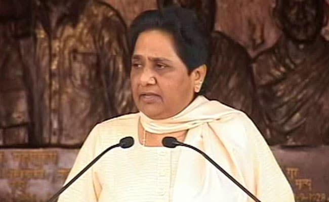 UP Civic Polls: Mayawati Leaving No Stone Unturned For BSP Win