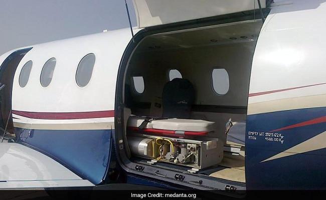 मेदांता अस्पताल का एयर एंबुलेंस बैंकॉक के पास दुर्घटनाग्रस्त, पायलट की मौत, चार अन्य घायल