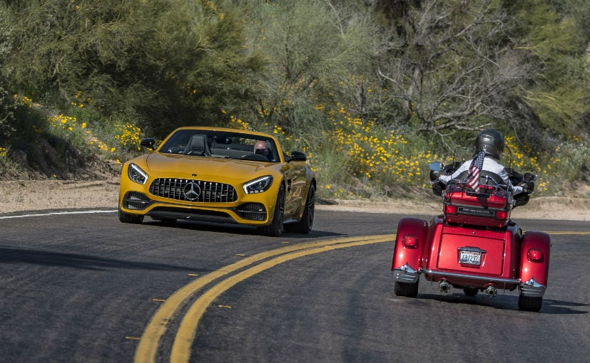 mercedes amg gt c review