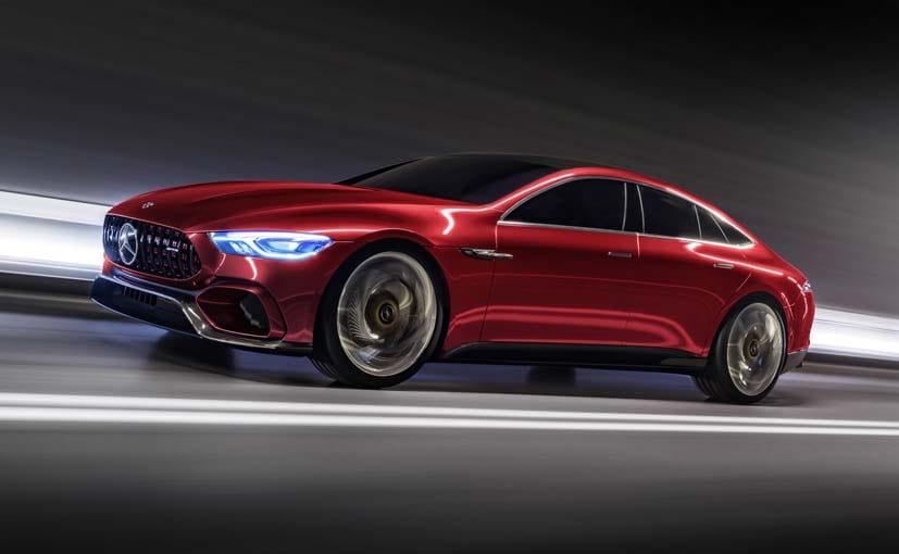 Geneva Motor Show 2017: Mercedes-AMG GT Concept Revealed ...
