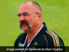 बड़ी-बड़ी मूंछों वाले ऑस्ट्रेलिया के पूर्व तेज गेंदबाज मर्व ह्यूज ने विराट कोहली को गाली दी