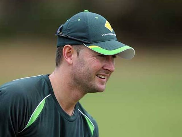 India vs Australia: First Innings Dictates The Game In India, Says Michael Clarke