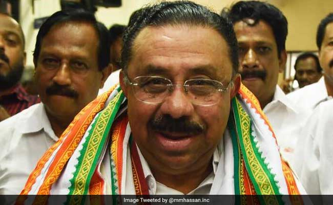 'Women Are Impure During Menstruation', Says Kerala Congress Chief MM Hassan