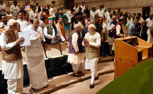 Can Call You Any Time, PM Narendra Modi Warns BJP Lawmakers Over Parliament Attendance