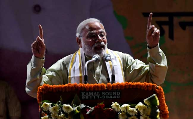 A New India: The Theme Of PM Modi's Victory Speech: 10 Facts