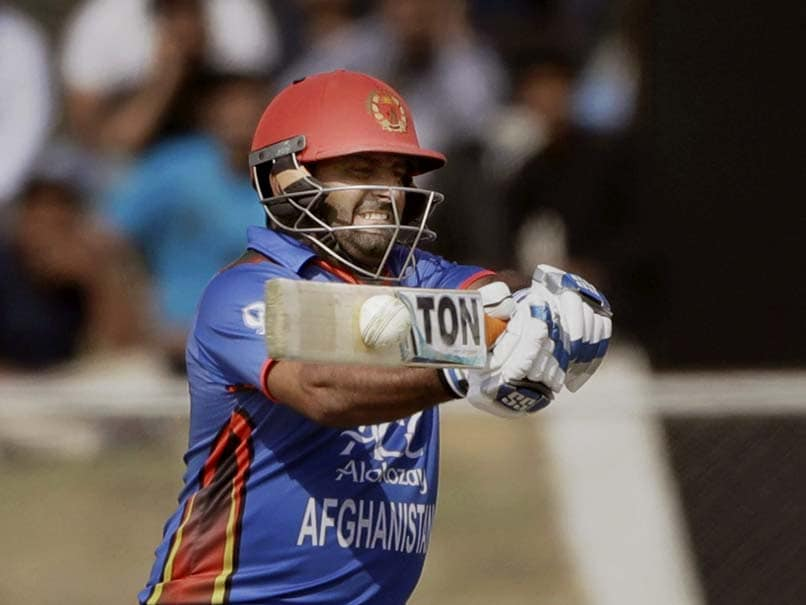 Afghanistan's Mohammad Shahzad Surpasses Virat Kohli In T20Is