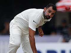Mohammed Shami Joins Team India In Dharamsala, May Play 4th Test Vs Australia