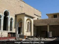 ISIS Turned Church In Iraq's Mosul Into Religious Police Base