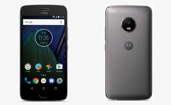 Moto G5 Plus (3GB/16GB) variant went out of stock within few minutes.