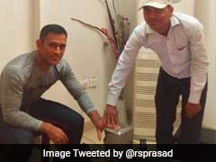 'Fan Moment' Led To Aadhaar Data Breach For Dhoni, Wife Tweets Minister