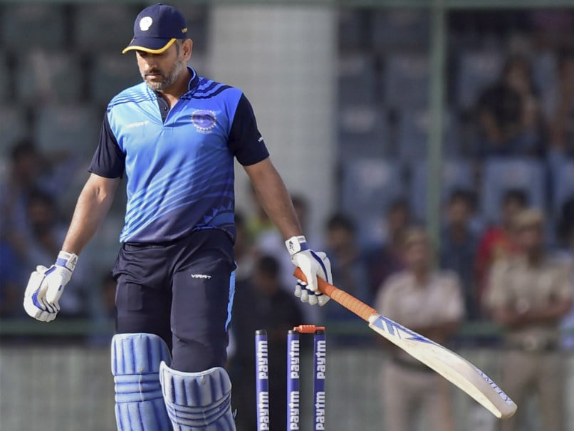 MS Dhoni Enthralls Fans But Bengal Beat Jharkhand In Vijay Hazare Semi-Final