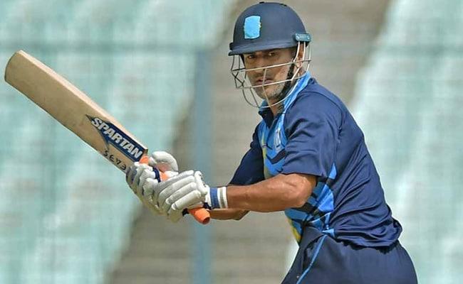 Vijay Hazare Trophy : एमएस धोनी की तूफानी पारी भी झारखंड को हार से नहीं बचा पाई, बंगाल फाइनल में