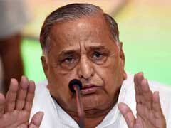Mulayam Singh Yadav Hospitalised After Complaints Of Stomach Ache