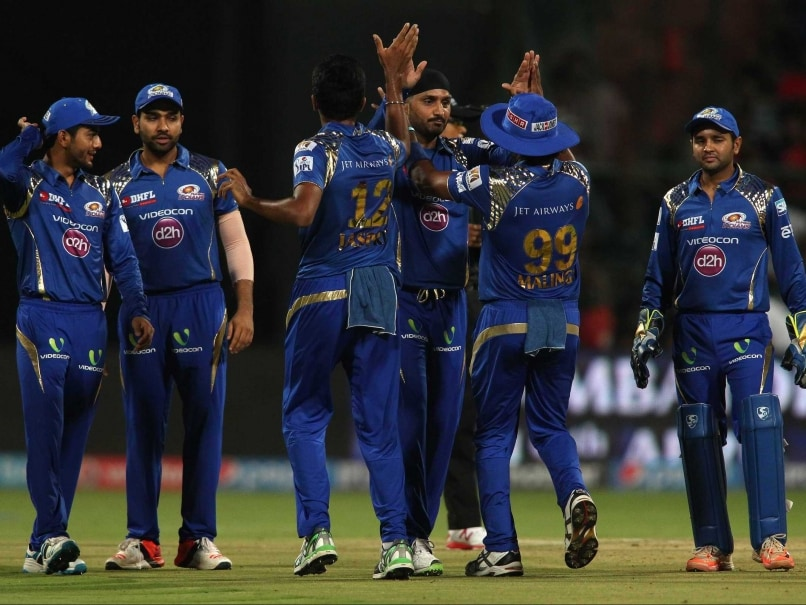 IPL 2017: Mumbai Indians Gear Up For The Tournament, To Begin Preparatory Camp At Wankhede