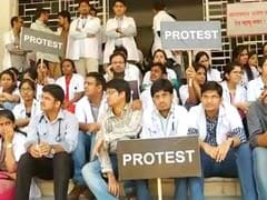 Maharashtra Doctors' Strike Enters Day 3, Legal Action Warning Fails