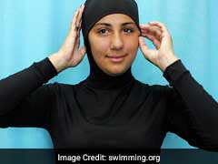 Muslim Swimmers Allowed To Race Wearing 'Burkinis' In England
